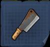 Оружие в Last Day on the Earth: Мясницкий нож